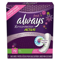 Always Fresh Xtra Protection Daily Liners