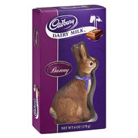 Cadbury Easter Dairy Milk Solid Milk Chocolate Bunny