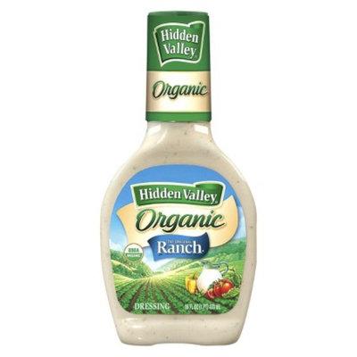 Hidden Valley Organic Original Ranch Salad Dressing 16 oz