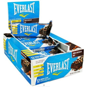 Everlast Sports Nutrition - Energy Bar Dark Chocolate Nut - 1.6 oz.