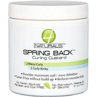 Bronner Bros. 4 Naturals Spring Back Curling Custard