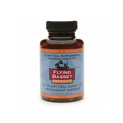 Flying Basset Organics Plant Cell CoQ10 Antioxidant Supreme