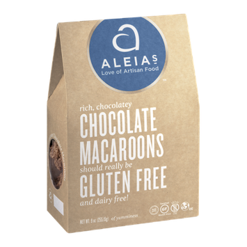 Aleia's Chocolate Macaroons Gluten Free