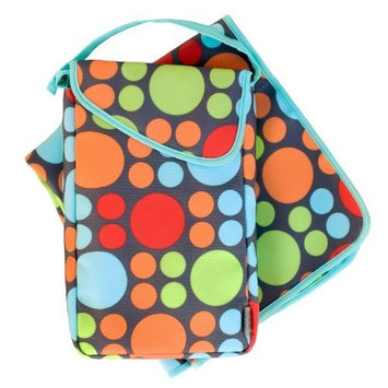 JJ Cole Diapers and Wipes Pod, Multi Circle