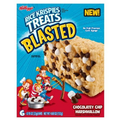Kellogg's® Rice Krispies Chocolate Chip Cereal Bars