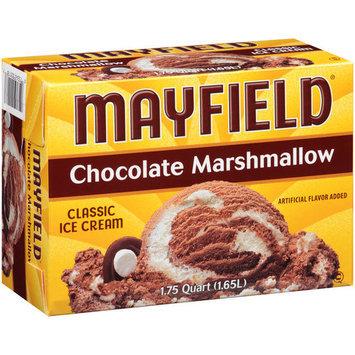 Mayfield Chocolate Marshmallow Ice Cream, 1.75 qt