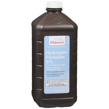 Walgreens Hydrogen Peroxide 3% Topical Solution USP