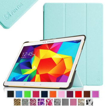 Fintie Smart Shell Case Ultra Slim Lightweight Stand Cover for Samsung Galaxy Tab S 10.5 (10.5-Inch) Tablet, Blue