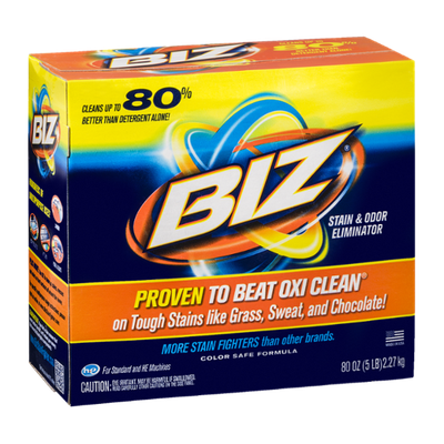 BIZ Stain & Odor Eliminator