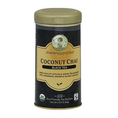 Zhena's Gypsy Tea Coconut Chai Black Tea