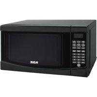RCA 0.7-cu ft Microwave, Black