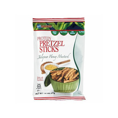 Kay's Naturals Pretzel Sticks (6/1.2 oz Packs)