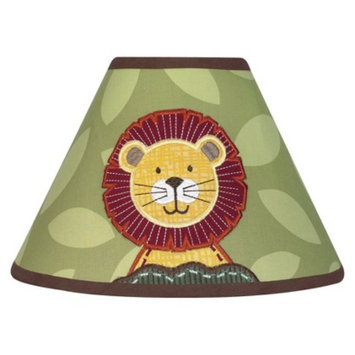 Jo Jo Designs Sweet Jojo Designs Jungle Time Lamp Shade