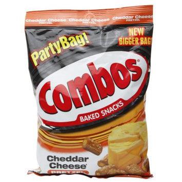 Combos Cheddar Cheese Pretzel Party Bag, 15 oz