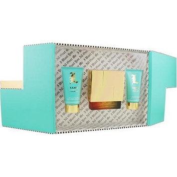 Gwen Stefani L By Gwen Stefani For Women. Set-eau De Parfum Spray 3.4-Ounce & Body Lotion 2.5-Ounce & Shower Gel 2.5-Ounce