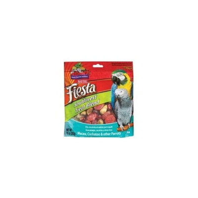 Kaytee Pet Products BKT100502777 Fiesta Awesome Southwest Blend Bird Treat, 10-Ounce