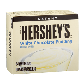 Hershey's Instant White Chocolate Pudding