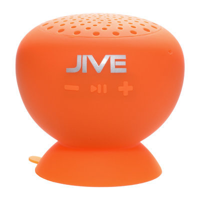 Digital Treasures Lyrix JIVE Water Resistant Bluetooth Speaker