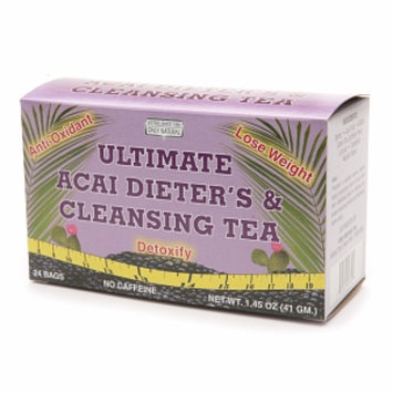 Only Natural Ultimate Acai Dieter's & Cleansing Tea