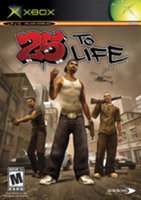 Eidos Interactive 25 To Life
