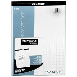 Mead Cambridge Writing Pad
