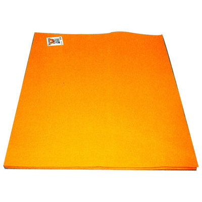 Secamax Multipurpose Shammy Cleaning Cloth, Orange