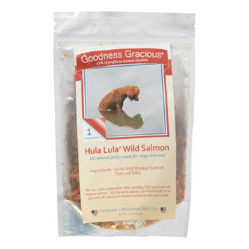 Cherrybrook Hula Lula Wild Salmon Jerky Treats 4oz