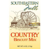 Southeastern Mills Country Biscuit Mix, 6-Ounce (Pack of 24)