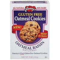 Glenn Foods Glenny's Oatmeal Raisin Cookie, Gluten Free 5.0 OZ (Pack of 12)
