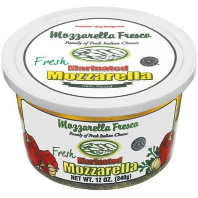 Mozzarella Fresca Marinated Mozzarella Cheese, 12 oz