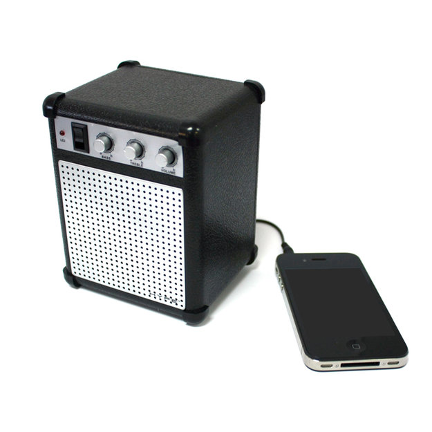 Hype PORTABLE MINI AMP SPEAKER - Black