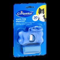 Companion Waste Bag Dispenser - 30 CT