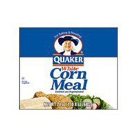 Quaker® White Enriched & Degerminated Corn Meal
