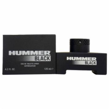 Hummer Black Eau de Toilette Spray, 4.2 fl oz