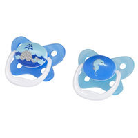 Dr. Brown's PreVent Butterfly Pacifier Stage 1 (0-6mths), 2 ea