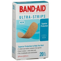 Band-Aid Brand Adhesive Bandages Ultra - Strips All One Size