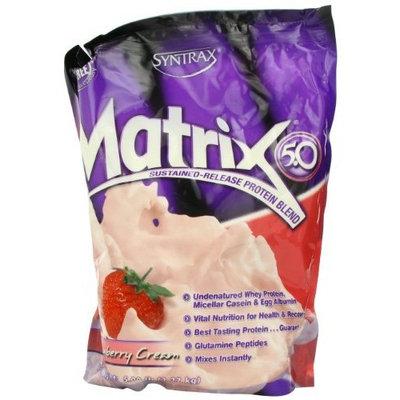 Syntrax Matrix, Strawberry Cream, 5-Pound Bag