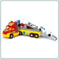 Wader Toys Car transporter, Ages 3+, 1 ea