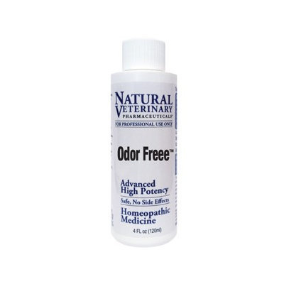 Natural Veterinary Pharmaceuticals Odor Freee 4 oz