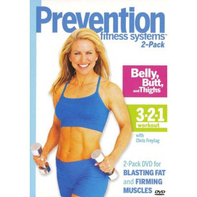 Prevention Fitness Systems: 2 Pack [2 Discs] (used)