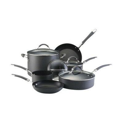 KitchenAid 10 Piece Classic Hard Anodized Non-Stick Cookware Set