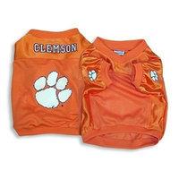 Sporty K9 Clemson Football Dog Jersey, Medium