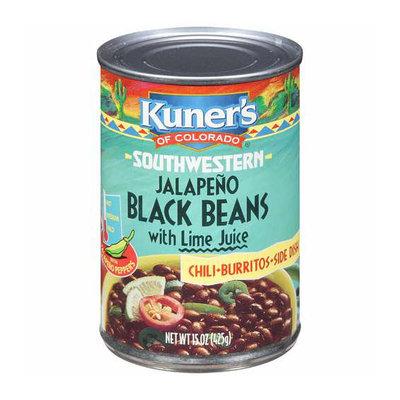 Kuner's : Southwestern Jalapeno Black With Lime Juice Beans