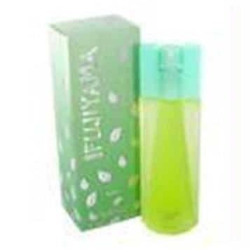 FUJIYAMA GREEN by Succes de Paris Eau De Toilette Spray 3.4 oz