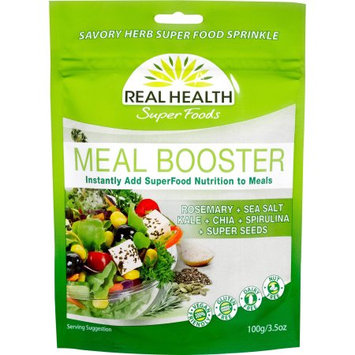 Real Health Super Foods Meal Booster, 3.5 oz