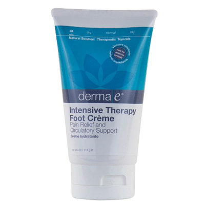 derma e Intensive Therapy Foot Creme