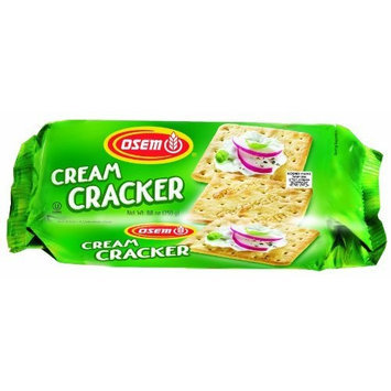 Osem Cream Crackers, 8.8-Ounce (Pack of 8)