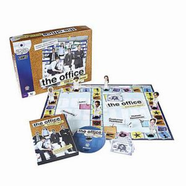 Pressman Toy The Office DVD Board Game ages 10+
