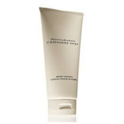 Donna Karan Cashmere Mist 2.5 oz / 75 ml Promo Travel Body Lotion