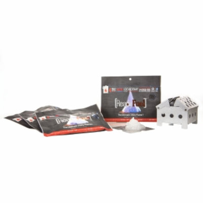 ReadyFuel Ready Fuel Kit- Ready Stove and Fuel, 16 Pouches, 1 ea
